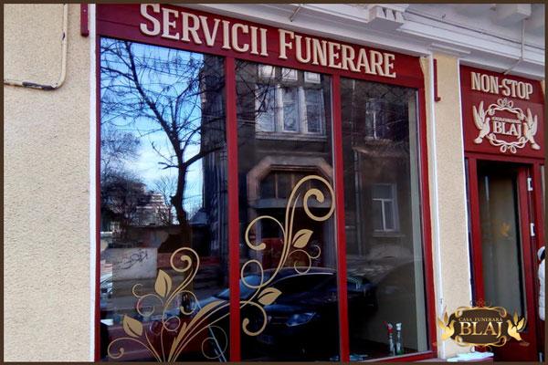 Casa Funerara Blaj – poza sediu
